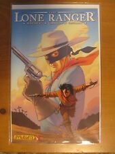 THE LONE RANGER COMIC BOOK -  #24 - 2010 DYNAMITE