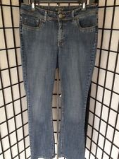 Riders by Lee Women's Size 12 Medium Blue Jeans