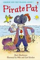 Pirate Pat (First Reading) (Usborne Very First Reading),VERYGOOD Book
