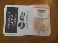 NEW Rheem Ruud RTG20240A Commercial Temperature Conversion tankless Kit