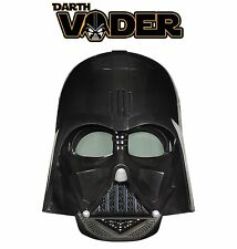 MASCARA DARTH VADER STAR WARS HALLOWEEN CARNAVAL CARETA JEDI PELICULA DISFRACES