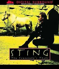 Ten Summoner's Tales- Sting (CD, 2001) Extremely Rare DTS Digital Surround!!!