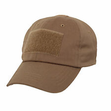 Special Forces Operator Tactical Cap Hat w Patch