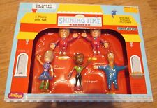 Shining Time Station JUKE BOX PUPPET BAND Bend-Ems Figure BENDABLE SET RARE 1993