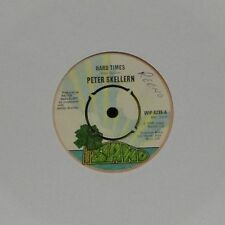 "PETER SKELLERN 'HARD TIMES' UK 7"" SINGLE"