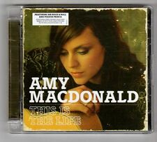 (GZ637) Amy Macdonald, This Is The Life - 2007 CD