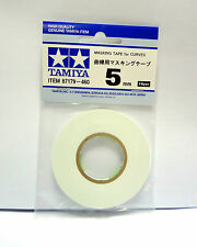 TAMIYA Masking Tape for Curves 5mm / 87179 / 1 pack / Made in Japan