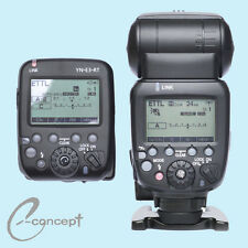 YONGNUO one YN600EX-RT Flash Speedlite + one YN-E3-RT Transmitter for Canon