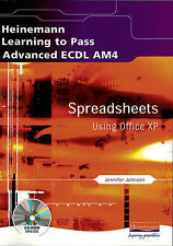 Advanced ECDL Spreadsheets AM4 for Office XP: Spreadsheets for Office XP, Johnso