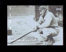 1994 UD Upper Deck HONUS WAGNER American Epic Ken Burns Baseball Card