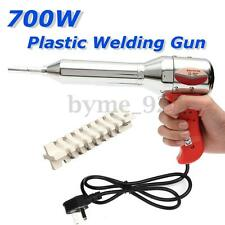 AC 220V 700W Plastic Welding Hot Air Gun Thermostat 100°C -- 450°C with Heater