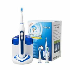 CUH Sonic Electric Toothbrush with UV Sanitizer Cordless Rechargeable