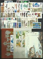 PR China 1995 Year set complete 88 Values plus 3 M/S ALL MNH