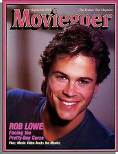 Moviegoer - 1984, September - Rob Lowe, Starman, Music Video Movies