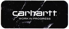 Carhartt Skateboard Sticker skate snow surf board bmx guitar van ipad car sk8