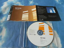 KEANE - BEDSHAPED - UK ENHANCED CD SINGLE