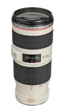 Canon EF 70-200mm F/4L IS USM Lens For Canon -Fedex free 2-4day to USA