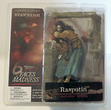 McFarlane Monsters 3 : 6 Faces of Madness - Rasputin Action Figure
