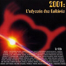 197 // 2001 L'ODYSSEE DES ENFOIRES DOUBLE CD EN TBE