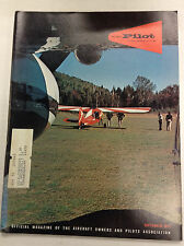 The Aopa Pilot Magazine Skylark Homebuilt Nasa At Work September 1973 120116R