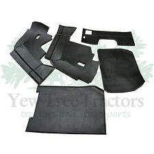 Massey Ferguson 550 cab trim kit and roof panel double door cab