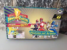 vintage 90# LARAMI Super Liquidator Pr 100 Air Pressure Power Rangers YELLOW