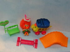 1969 Mattel Liddle Kiddle Upsy Downsy Pudgy Fudgy Doll + Accessories*
