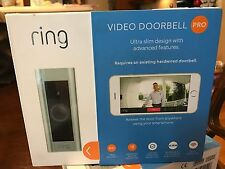 Ring Video Doorbell Pro Ultra Slim Wi-Fi HD Video Motion Detection New -117561-2