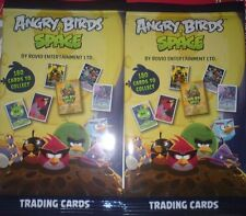 ANGRY BIRDS RAUM TRADING CARD SAMMLUNG - 5 PAKETE 6 karten pro packung)