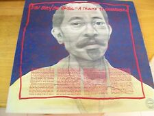 DON BYAS / BUD POWELL A TRIBUTE TO CANNONBALL LP MINT-- USA