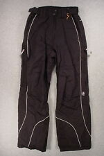 Alpine Design PERFORMANCE Ski SnowBoard Pants (Women's Small) Black