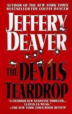 The Devil's Teardrop Deaver, Jeffery Mass Market Paperback