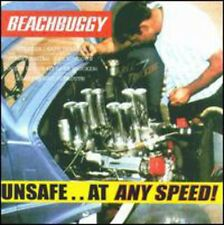Unsafe At Any Speed - Beachbuggy (1998, CD NIEUW)