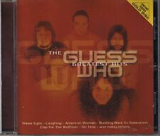 Guess Who, The Greatest Hits SBM Gold CD Audiophile Legend