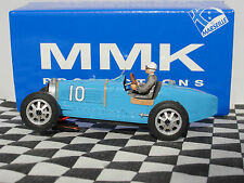 MMK BUGATTI TYPE 51 #10 SF 22  BLUE  RESIN LE  1:32 SLOT BNIB