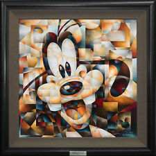 Don't Be A Square - Tom Matousek - Silver Series On Canvas Disney