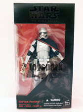 "Hasbro Star Wars Black Series 6"" The Force Awakens CAPTAIN PHASMA action figure"
