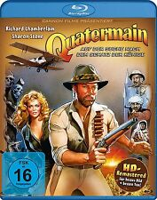 King Solomon`s Mines Allan Quatermain  , Richard Chamberlain  Blu-Ray Region B