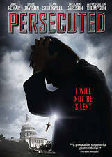 Persecuted,Very Good DVD, Dean Stockwell, Fred Dalton, Bruce Davidson, James Rem