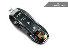 CARBON FIBER KEY COVER - PORSCHE 991 CARRERA TURBO GT3 GT4 (IMPERFECT)