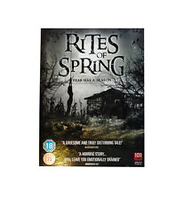 Rites Of Spring (DVD, 2013)free postage uk