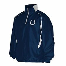 (2016-2017) Indianapolis Colts nfl ($85) Jersey Jacket Adult MENS/MEN'S m-medium