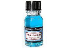 Nag Champa Fragrance Oil 10mls x 3