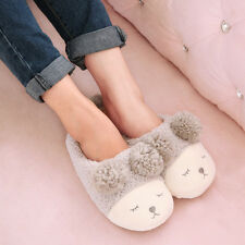 Home Furnishing Couple Cute Sheep Slipper Comfortably Warm Indoor Floor Slippers