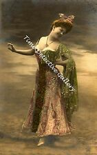 French Edwardian Actress Arlette Dorgere (1) - Early 1900s -Historic Photo Print