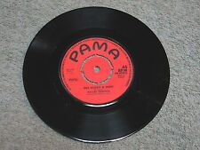 WILLIE FRANCIS oh what a mini PAMA 7-inch PM 829!