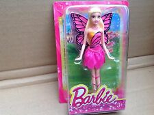 NEW BARBIE  ***MARIPOSA  AND THE FAIRY PRINCESS **MINIATURE DOLL