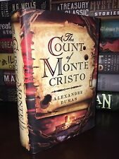 The Count of Monte Cristo by Alexandre Dumas BRAND NEW Hardcover Edition