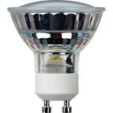 6 x QUALITY 30 LED LOW ENERGY SAVING GU10 LED SPOTLIGHT BULBS WHITE LIGHT 2 PIN
