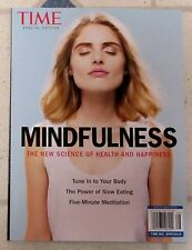 Time Specials MINDFULNESS New Science SPECIAL EDITION 96 Pages HEALTH HAPPINESS